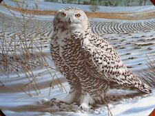 Knowles Collectors Plate THE SNOWY OWL