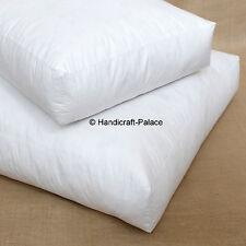 "Square Floor Pillow Inner Cushion Indian Ottoman Pouf Insert Mandala Sham 35*35"""