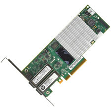 STANDARD PROFILE HP NC523SFP Dual-Port 2x 10GbE-LAN SFP+ PCIe x8 593717-B21 +++