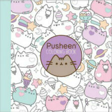 Pusheen the Cat Coloring Book by Claire Belton New