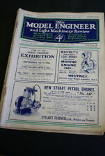 Model Engineer Hobbies & Crafts August Magazines in English