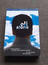 SERIE DVD - ELI STONE - PRIMERA TEMPORADA - RARE - SPAIN