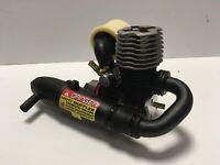 Force 21 / 3,5 ccm SG Nitro Motor mit Reso, Kupplung