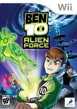 Ben 10: Alien Force - Nintendo  Wii Game