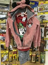 Minne Mouse Disney Outfit - 2T