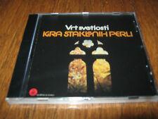 """IGRA STAKLENIH PERLI """"Vrt Svetlosti"""" CD  trio dag izvir"""