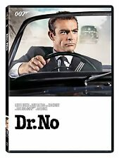 Dr. No (DVD, 2012)   Remastered    Brand new and sealed