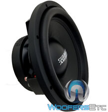 "Sundown Audio Sld 12 D4 12"" 600W Rms Dual 4-Ohm Shallow Subwoofer Bass Speaker"
