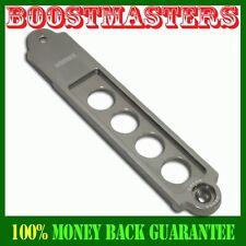 Battery Tie Down BLACK FOR2002-2006 RSX GREY