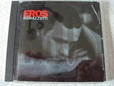 CD ~ Eros - Eros Ramazotti ~ 16 Songs , Italian , 1997 , Pop Rock Music , Bin DD