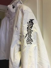 ROSSIGNOL SKI JACKET MENS 'ANGRY' INSULATED WHITE / BLACK SIZE XL BNWT