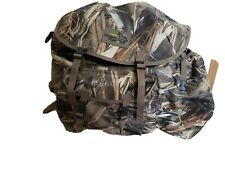 Cabelas Northern Flight Waterfowler's Blind Backpack (bad stitching)