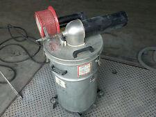 Tiger-Vac Model CS-27  4W - Pneumatic - 25 Gal - Dry Recovery Vacuum - HEPA