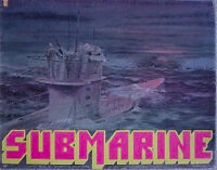 Avalon Hill Submarine game PDF Reference CD