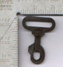 "25 - 1.5"" Plastic Trigger Snap Hook"