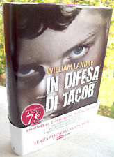 2012 'IN DIFESA DI JACOB' LEGAL THRILLER DI WILLIAM LANDAY