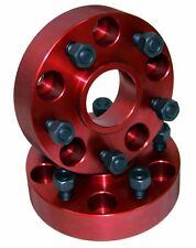 Rugged Ridge Wheel Spacer Kit 1.5 Inch For 07-18 Jeep Wrangler JK/JKU #11300