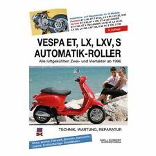 Reparaturanleitung Vespa ET2-LX50-125