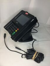 Ingenico Isc250 Touch Credit Card Terminal With Mount/Stand, Stylus, And Usb