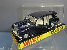 DINKY TOYS  MODEL No.152 ROLLS-ROYCE PHANTOM  V LIMOUSINE    VN MIB