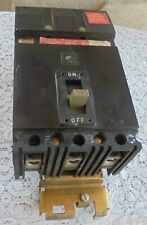 Square D 15 Amp I Line 600 Vac 3 Pole Plug In Circuit Breaker
