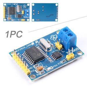 MCP2515 CAN-Bus Modul TJA1050 Empfänger SPI Modul Neu