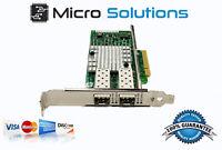 HP NC560SFP X520-DA2 10GB 2 PORT 665249-B21 669279-001 Adapter Card High Profile