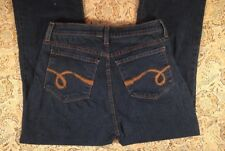 NYDJ NOT YOUR DAUGHTER'S JEANS BOOT CUT CUTE REAR POCKETS WOMEN'S JEANS SIZE 6