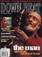 Sonny Rollins Tony Williams Downbeat Clipping