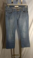 "Ambercrombie & Fitch Ladies  ""Emma"" stretch jeans size 8R"