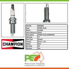 4X New *Champion* Ignition Spark Plug For Hyundai Accent Rb 1.6L G4Fc.