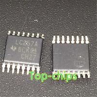 10X MOTOROLA MC74F257AD QUAD 2 TO 1 LINE DATA SELECTOR 16-SOIC