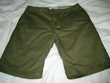 FatFace green shorts size 10, excellent condition
