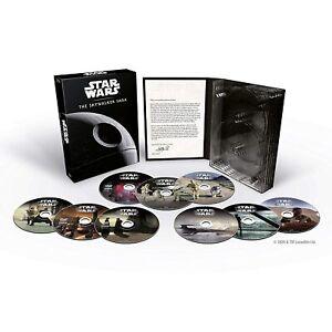 STAR WARS COFANETTO LIMITED EDITION (9 DVD) SAGA DI SKYWALKER