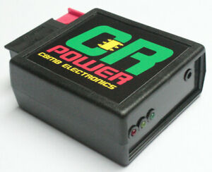 Chip Tuning Power Box Diesel Volvo V70 III 1.6D 2010-> 80KW 109PS up 95KW 130PS