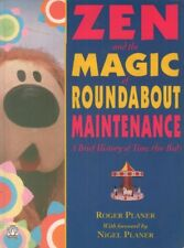 Zen And The Magic Of Roundabout Maintenance(Paperback Book)Roger Pla-Good