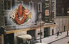 Davy Jones seafood bar 103 west 49th street New York #D31