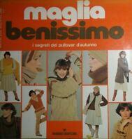 MAGLIA BENISSIMO PULLOVER D'AUTUNNO