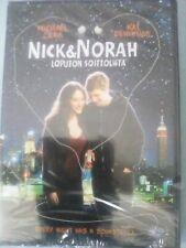 Nick And Norah's loputon soittolista  (DVD, 2009)