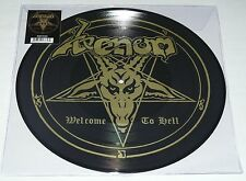 Venom Welcome To Hell Picture Disc LP RSD 17 Vinyl Edition NEW - OFFICIAL