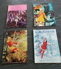 Vintage Barbie Talk Magazines 1970