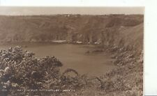 Channel Islands Postcard - Moulin Huet from Petit Port - Guernsey - Ref ZZ4009