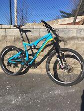 2017 Salsa Redpoint LG Demo Bike mountain bike
