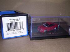 "RICKO #38839  2002 Alfa Romeo 156 GTA ""Red/Gray"" H.O.Gauge"