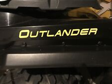 Can Am Can Am Outlander Stickers In Parts Accessories Ebay