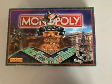 Winning Moves Monopoly Edinburgh Edition Board Game