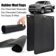 Rubber Mudflaps Mud Flaps Mudguards Splash Guards For Dodge Ram 1500 2500 3500