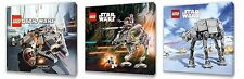 Lego Star Wars III set of Three Wall / Plaques canvas pictures