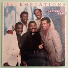 the temptations TOGETHER AGAIN     LP VINYL sealed corner dings
