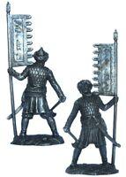 Tin  soldier, figure. Warrior Saracens, 12th century. 54 mm